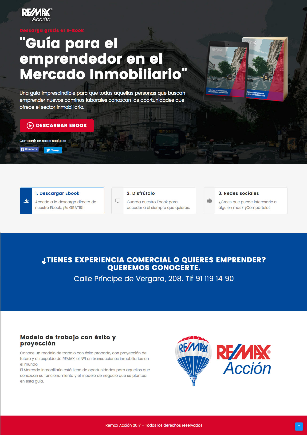REMAX - LANDING EBOOK